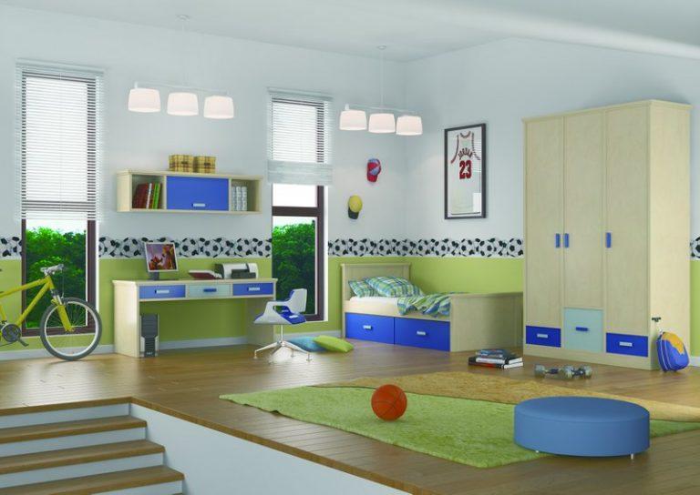 חדר דגם ליאם