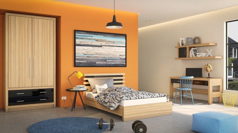 חדר דגם שחר ב: 8700 ש״ח
